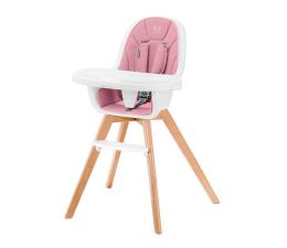 Krzesełko do karmienia Kinderkraft TIXI Pink