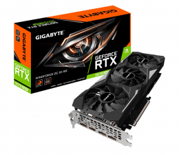 Karta graficzna NVIDIA Gigabyte GeForce RTX 2070 SUPER WINDFORCE OC 3X 8GB
