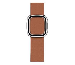 Pasek / bransoletka Apple Pasek z klamrą nowoczesną brązowy 40 mm S