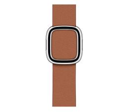 Pasek / bransoletka Apple Pasek z klamrą nowoczesną brązowy 40 mm M