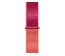 Pasek / bransoletka Apple Opaska sportowa różowa do koperty 40 mm
