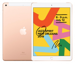 "Tablet 10"" Apple iPad 10,2"" 32GB Gold LTE"