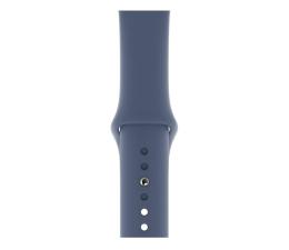 Pasek / bransoletka Apple Pasek sportowy błekitny 44 mm