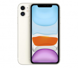 Smartfon / Telefon Apple iPhone 11 128GB White