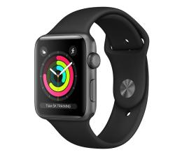 Smartwatch Apple Watch 3 42/Space Gray/Black Sport GPS