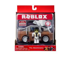 Pojazd / tor i garaż TM Toys ROBLOX Duży pojazd The Abominator