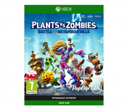Gra na Xbox One PopCap Games Plants vs Zombies Battle for Neighborville