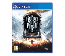 Gra na PlayStation 4 11 bit studios Frostpunk