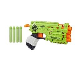 Zabawka militarna NERF Zombie Strike Quadrot