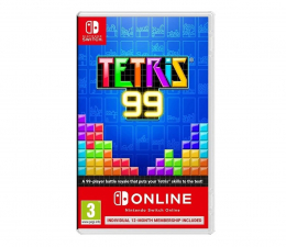 Gra na Switch Nintendo Tetris 99 + NSO