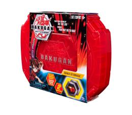Figurka Spin Master Bakugan Walizka Kolekcjonerska Czerwona