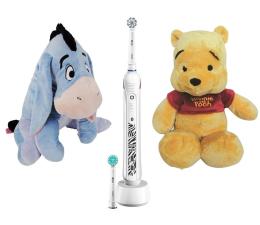 Szczoteczka elektryczna Oral-B D16 Teen Sens + Kubuś Puchatek i Kłapouchy