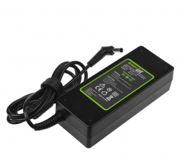 Zasilacz do laptopa Green Cell Zasilacz do Lenovo 90W (4.5A, 5.5-2.5mm)