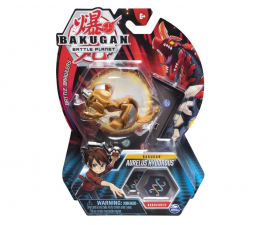 Figurka Spin Master Bakugan Kula Podstawowa Aurelus Hydorous