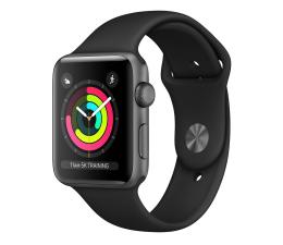 Smartwatch Apple Watch 3 38/Space Gray Aluminium/BlackSport GPS