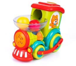 Zabawka dla małych dzieci Dumel Piłeczkowa Ciuchcia 95862