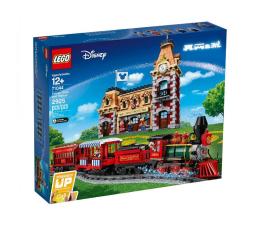 Klocki LEGO® LEGO Disney Pociąg i dworzec Disney