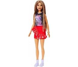 Lalka i akcesoria Barbie Fashionistas Modne Przyjaciółki wzór 123