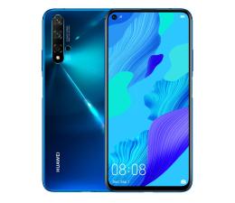 Smartfon / Telefon Huawei Nova 5T 6/128GB niebieski