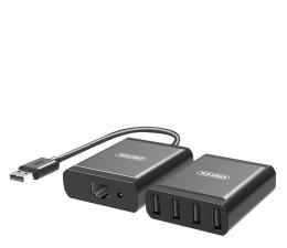 Unitek Przedłużacz USB 2.0 - 4x USB (po skrętce RJ-45)