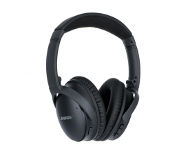 Słuchawki bezprzewodowe Bose QuietComfort 35 II Czarne
