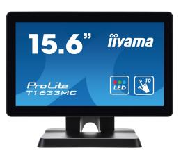 """Monitor LED 21"""" i mniejszy iiyama T1633MC-B1 dotykowy"""