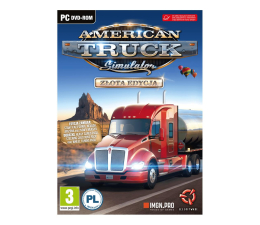 Gra na PC PC American Truck Simulator: Gold Edition