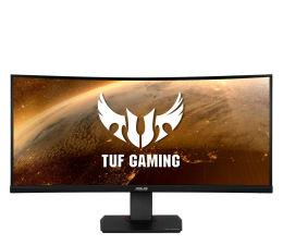 "Monitor LED 32"" i większy ASUS TUF VG35VQ HDR Curved"