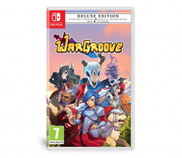 Gra na Switch Chucklefish Wargroove Deluxe Edition