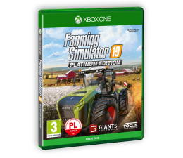 Gra na Xbox One GIANTS Software Farming Simulator 19