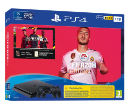 Konsola PlayStation Sony PlayStation 4 Slim 1TB + FIFA 20 + Pad