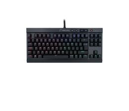 Klawiatura  przewodowa Corsair K65 LUX (Cherry MX Red, RGB)