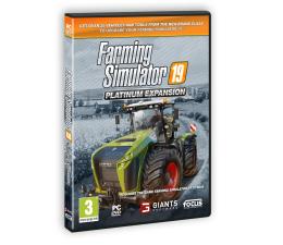 Gra na PC PC Farming Simulator 19 - dodatek platynowy