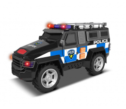 Pojazd / tor i garaż Dumel Flota Miejska Hummer Policyjny Midi 68411
