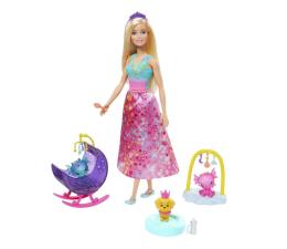 Lalka i akcesoria Barbie Dreamtopia Baśniowe przedszkole Księżniczka