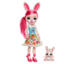 Lalka i akcesoria Mattel Enchantimals Wonderwood Lalka Bree Bunny 31 cm