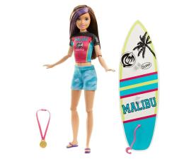 Lalka i akcesoria Barbie Skipper surferka Lalka