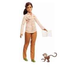 Lalka i akcesoria Barbie National Geographic Lalka Ekolożka