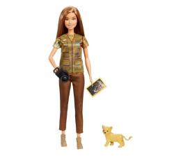 Lalka i akcesoria Barbie National Geographic Fotografka przyrody