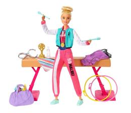 Lalka i akcesoria Barbie Gimnastyczka Zestaw