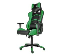 Fotel gamingowy Silver Monkey SMG-400 (Czarno-Zielony)