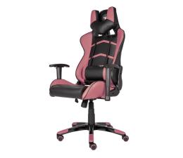 Fotel gamingowy Silver Monkey SMG-400 (Czarno-Różowy)