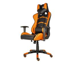 Fotel gamingowy Silver Monkey SMG-400 (Czarno-Pomarańczowy)