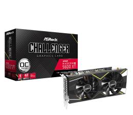 Karta graficzna AMD ASRock Radeon RX 5600 XT Challenger D OC 6GB GDDR6