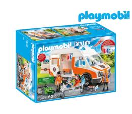 Klocki PLAYMOBIL ® PLAYMOBIL Karetka ze światłem i dźwiękiem