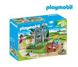 Klocki PLAYMOBIL ® PLAYMOBIL SuperSet Rodzina w ogrodzie