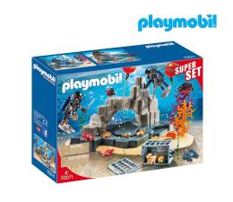 Klocki PLAYMOBIL ® PLAYMOBIL SuperSet Akcja jednostki płetwonurków