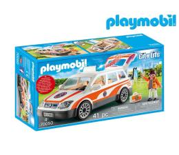 Klocki PLAYMOBIL ® PLAYMOBIL Samochód ratowniczy ze światłem i dźwiękiem