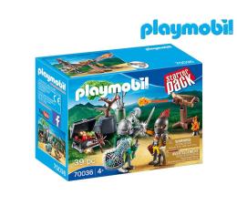 Klocki PLAYMOBIL ® PLAYMOBIL StarterPack Bitwa rycerzy o skarb