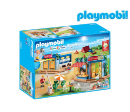Klocki PLAYMOBIL ® PLAYMOBIL Duży plac kempingowy